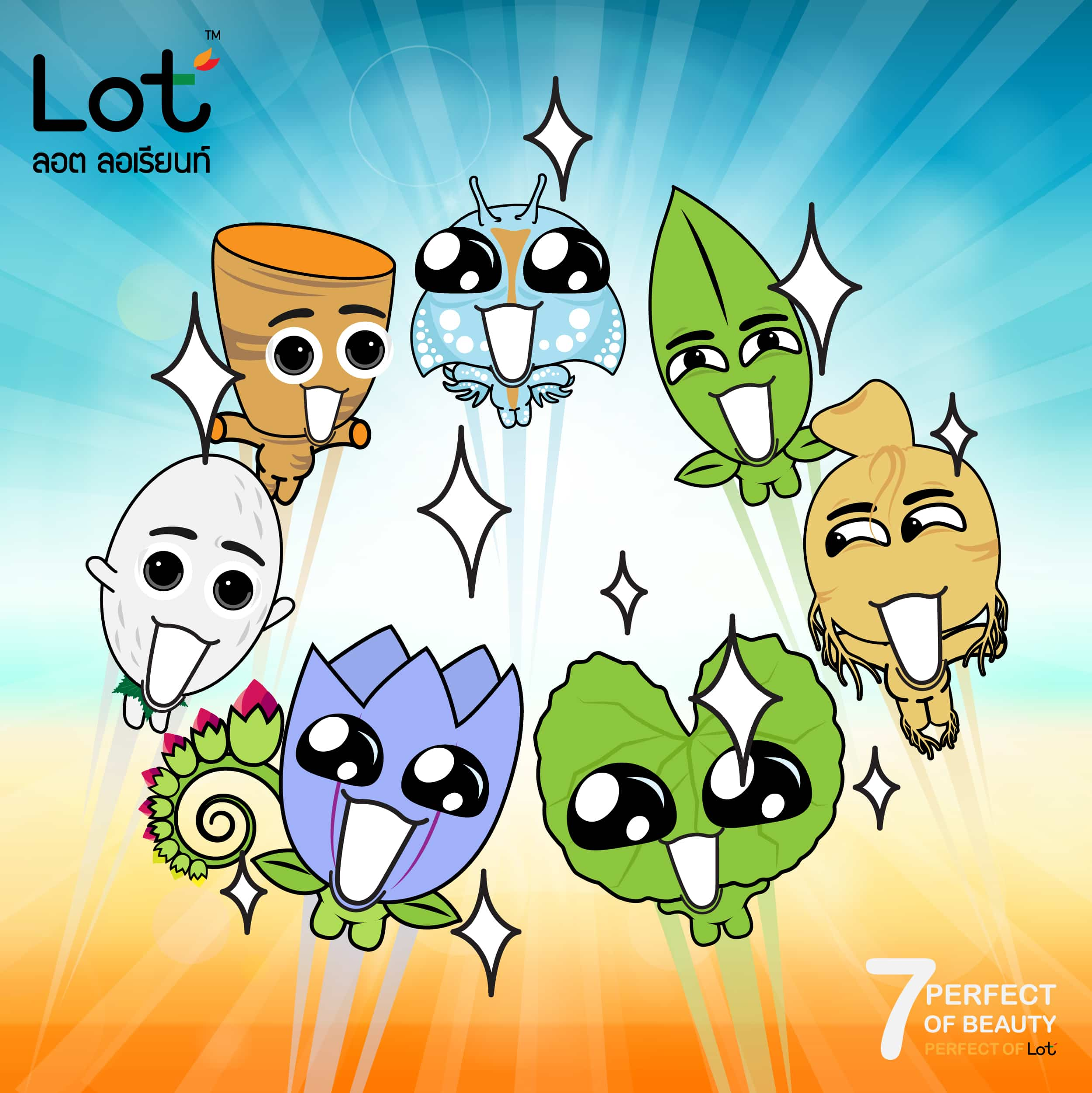 7 perfect of LOT : the story