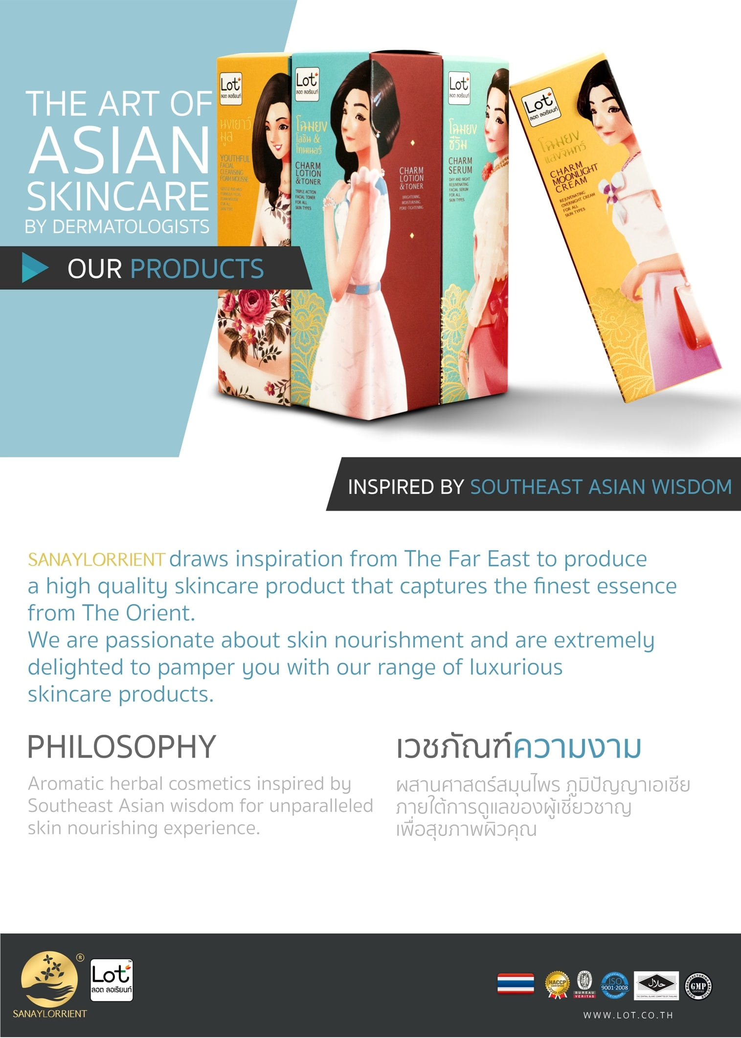 SANAYLORRIENT products