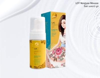 LOT NONGYAO FACIAL FOAM MOUSSE CLEANSER