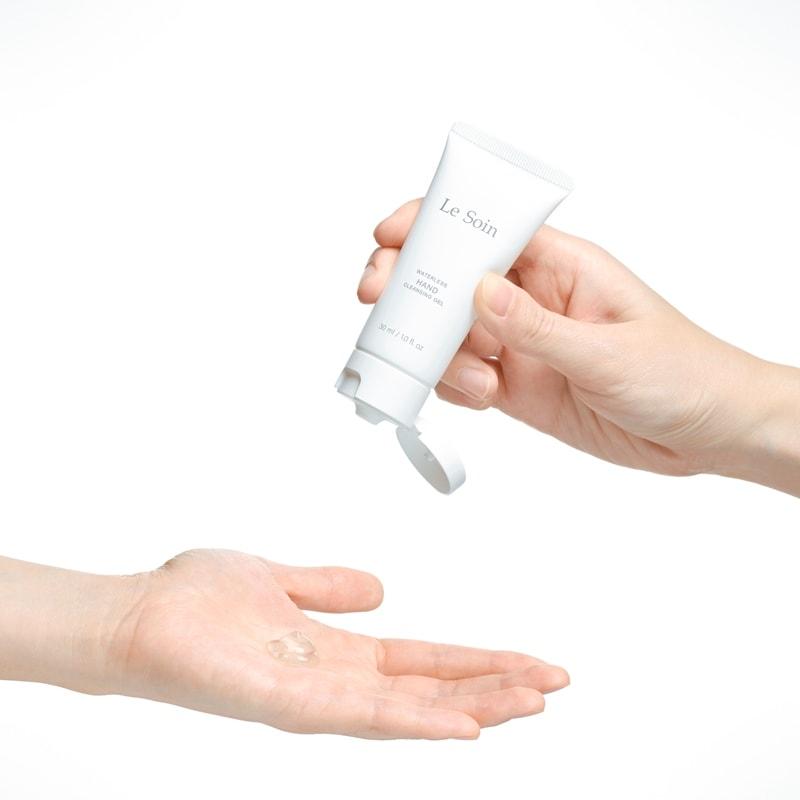 เจลแอลกอฮอล์ เลอศร แฮนด์ คลีนซิ่ง Le Soin Hand Cleansing Gel